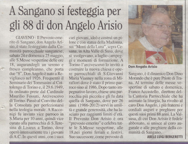 Don Angelo Arisio